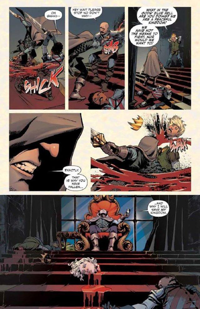 'Rat Queens #16' Page 3