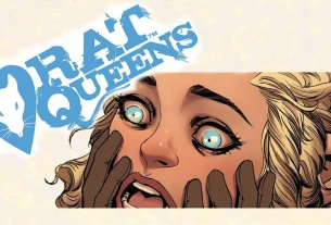 """Rat Queens #16 """"THE ONCE AND FUTURE KING,"""" Part One"""