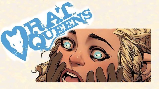 "Rat Queens #16 ""THE ONCE AND FUTURE KING,"" Part One"