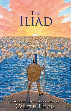 The Iliad, Image: Candlewick