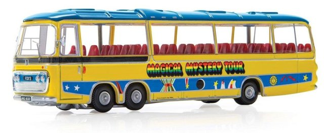 Magical Mystery Tour Bus, Image: Corgi