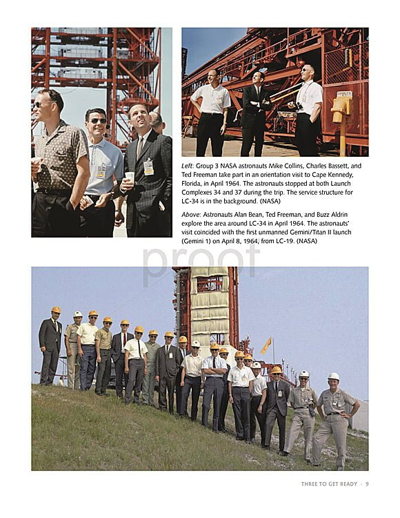 Picturing Apollo 11 Sample Page 2, Image: University of Florida Press