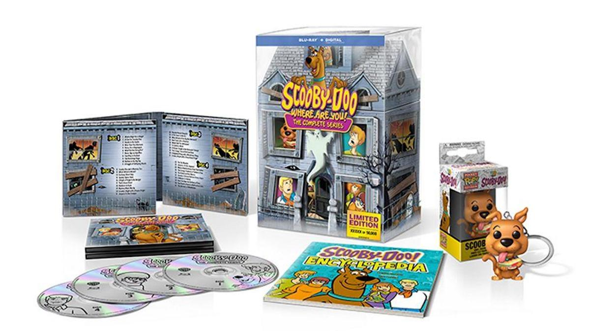 Scooby Doo 50th Anniversary Box Set