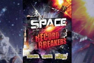 Space Record Breakers, Image: Carlton Kids