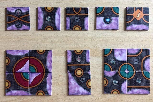 Tile Types, Image: Sophie Brown