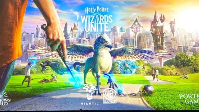 SDCC Wizards Unite