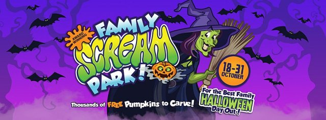 Family Scream Park, Image: Twin Lakes