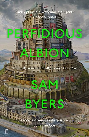 Perfidious Albion, Image: Faber and Faber