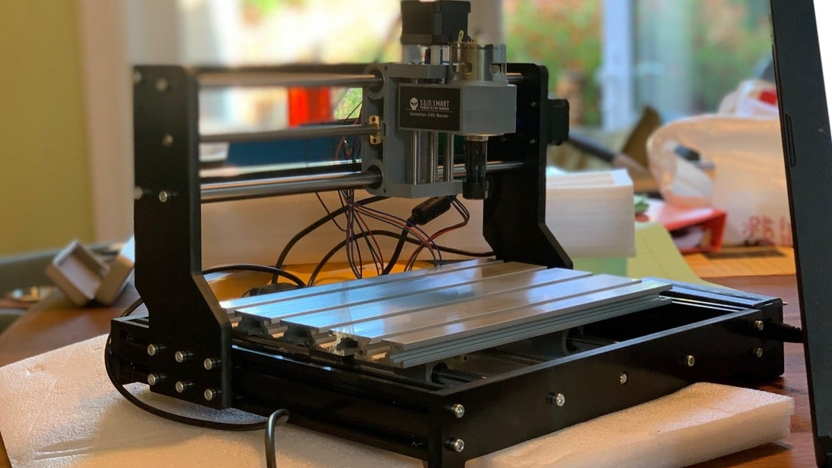 Build Your Own Cnc With The Sainsmart Genmitsu Cnc Router