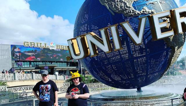 Universal Florida Beyond Harry Potter