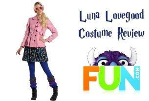 Luna Lovegood Costume Harry Potter