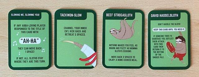 Punny Titles on Cards, Image: Sophie Brown