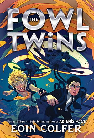 The Fowl Twins, Image: HarperCollins Children's Books