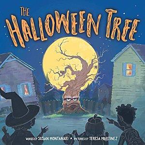 The Halloween Tree, Image: Sourcebooks Jabberwocky