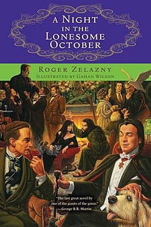 A Night in the Lonesome October, Image: Chicago Review Press