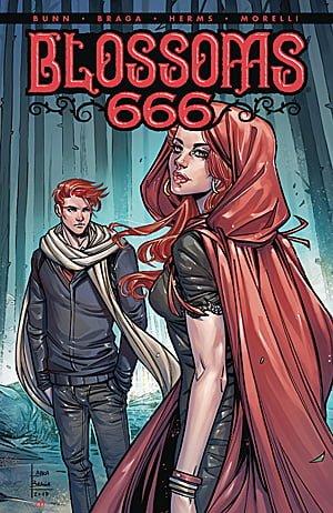 Blossoms 666, Image: Archie Comics