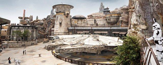 Galaxy's Edge at the Disney Theme Parks, Image: Disney