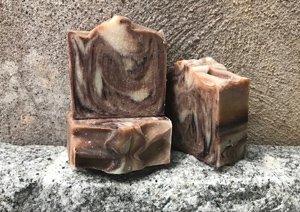 Goat Milk Chocolate Soap, Image: Pumpkin Craft