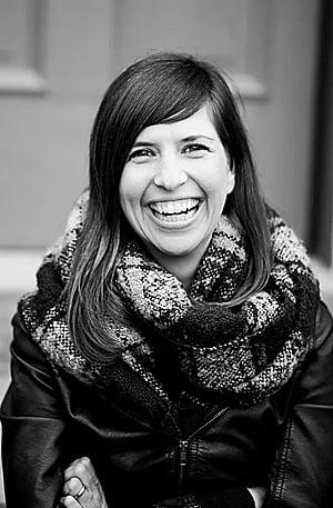 Author Laurie Petrou, Image: Laurie Petrou