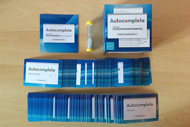 Autocomplete Components, Image: Sophie Brown