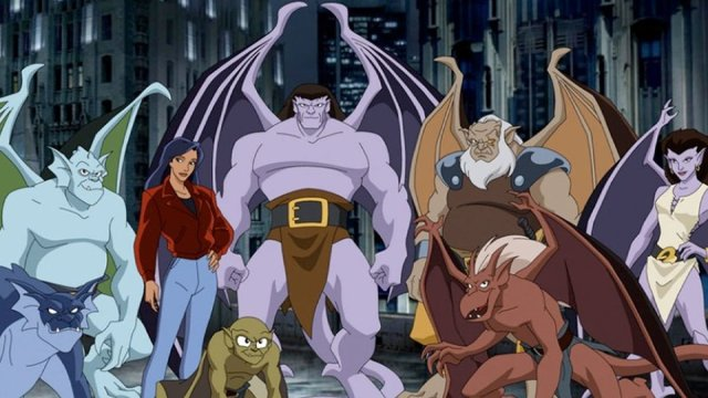 Gargoyles Image Disney