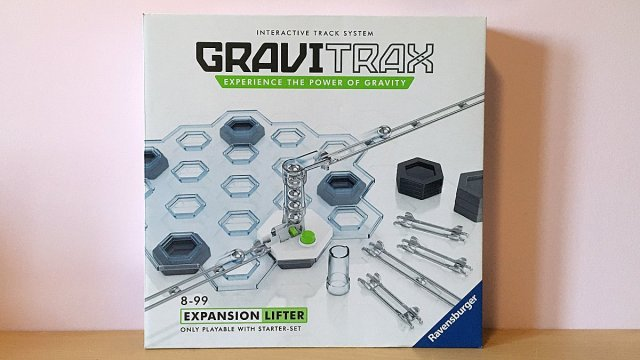 Gravitrax Lifter, Image: Sophie Brown