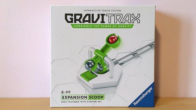 Gravitrax Scoop, Image: Sophie Brown