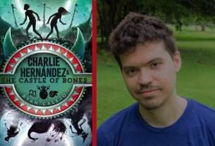 Ryan Calejo, author of The Castle of Bones