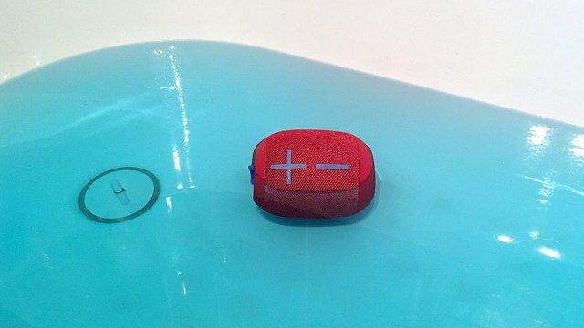 Wonderboom 2 Floating in a Bath, Image: Sophie Brown