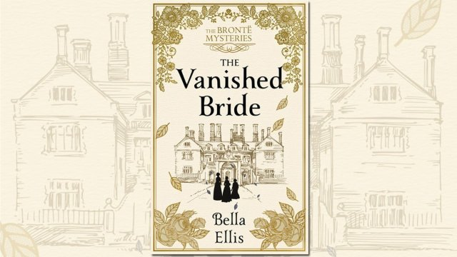 The Vanished Bride, Cover Image: Hodder and Stoughton
