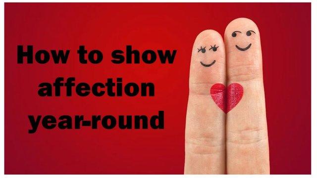 Year round affection \ Image: Dakster Sullivan