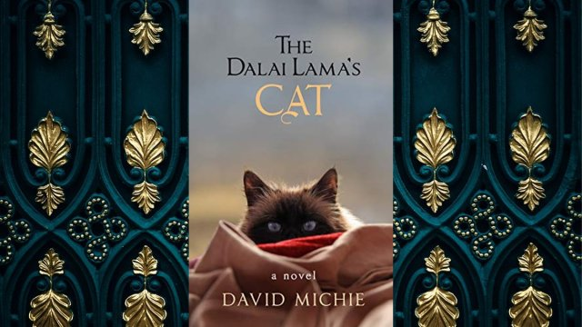 Dalai Lama's Cat \ Image: David Michie