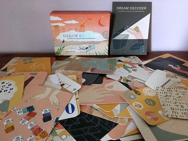 Dream Decoder Cards, Image Sophie Brown