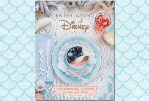Entertaining with Disney, Cover Image Insight Editions, Background Image by Annalise Batista from Pixabay