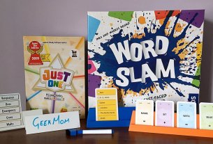 Just One and Word Slam, Image Sophie Brown
