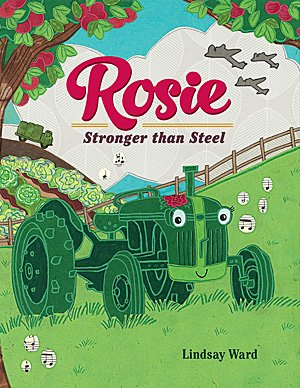 Rosie Stronger Than Steel, Image Two Lions