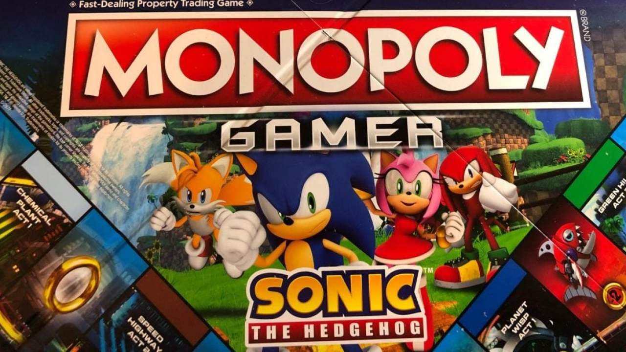 A New Generation Of Monopoly Monopoly Gamer Sonic The Hedgehog Geekmom