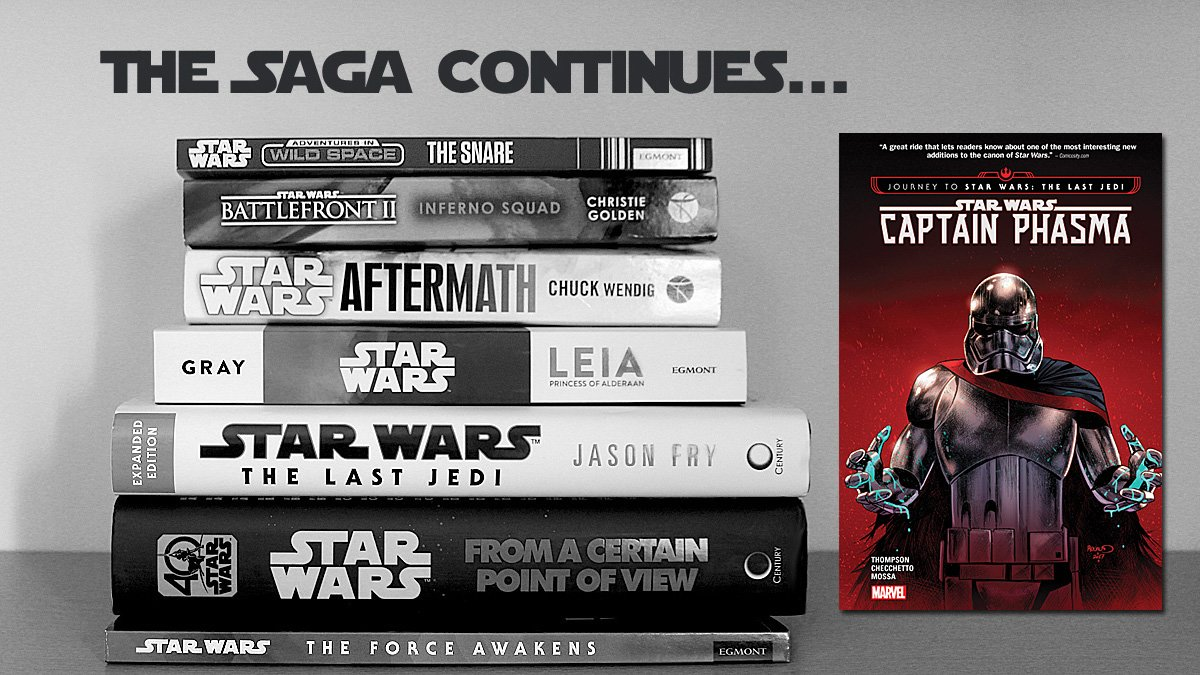 The Saga Continues, Captain Phasma