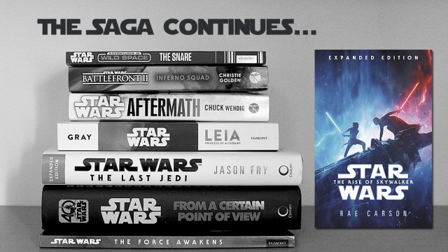 The Saga Continues, The Rise of Skywalker