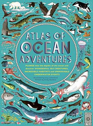 Atlas of Ocean Adventures, Image Wide Eyed Editions