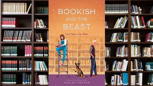 'Bookish and the Beast' \ Image: Quirk Books