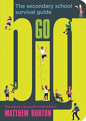 Go Big, Image Hachette Children's Group