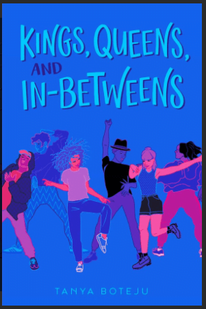 book cover for Kings, Queens, and in-Betweens