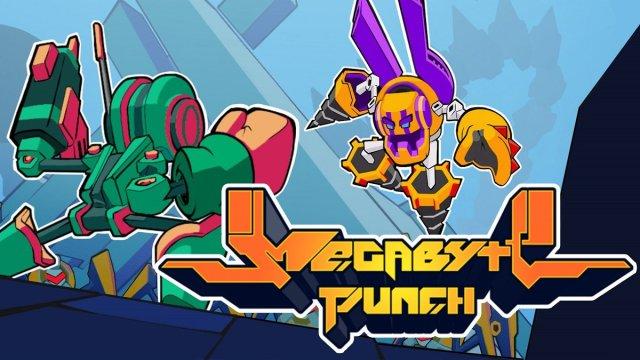 megabyte punch title screen