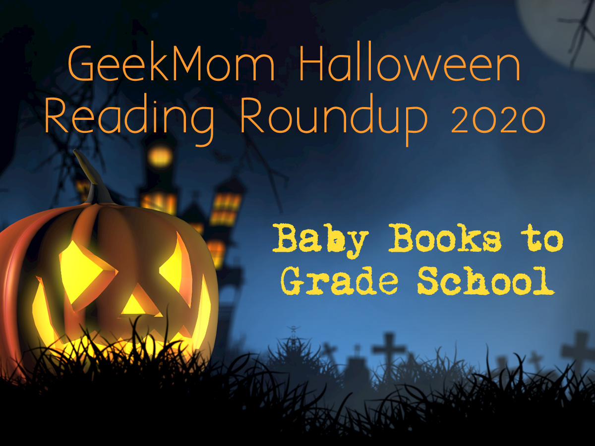 Halloween Reading Roundup, Babies to Grade School, Image by 3D Animation Production Company from Pixabay