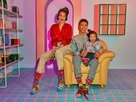 Happy Socks x Disney Collab Range, Image Happy Socks