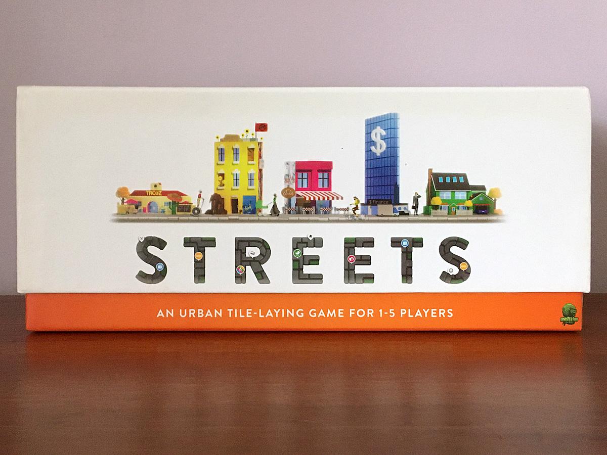 Streets, Image Sophie Brown