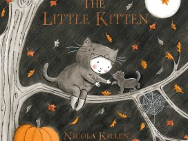 The Little Kitten book cover