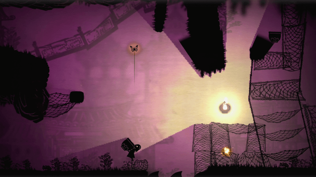 screenshot Projection: First Light puzzle scene