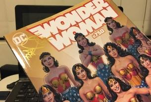 Wonder Woman #750 Giveaway